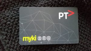 how to make myki card